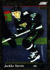 1993-94 Score USA Gold #620 Jarkko Varvio