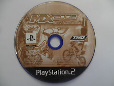 MX2002 featuring Ricky Carmichael PlayStation 2 PS2 X-Display item - DISC ONLY