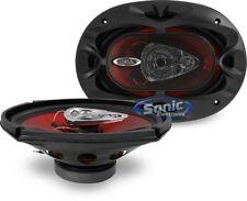 "Boss 6x9"" 3 Way 400 Watt Chaos Exxtreme Series Car Audio Speakers CH6930 (Pair)"