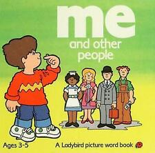 Me and Other People (Ladybird Picture Word Book) Library Binding Used - Good