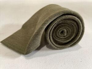Banana Republic Men's Green Wool Silk Tie $74