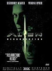 Alien Resurrection (DVD, 1999)