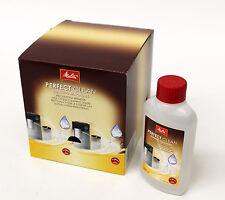 10 X Melitta Clean Milk System Cleaner,250ML,,MEL6606206 BULK ORDER