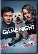 Game Night (DVD 2018) NEW
