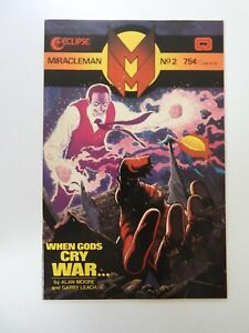 Miracleman #2 NM- condition Huge auction going on now!