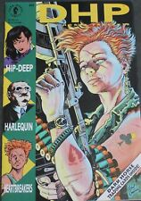DHP Dark Horse Presents #50 - 1991 Dark Horse Comics With Trading Cards