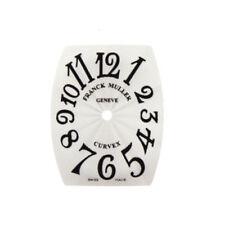 Franck Muller Women's Silver Case Wristwatches