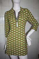 Brand New Boden Sequin Embellished Printed Tunic size 12-22