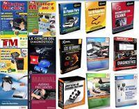 MEGA Packs 50 Manuales Curso Electricidad y Electrónica Automotriz - Digital