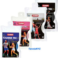 TOURNA Tac XL Overgrip 10 Pack Blue, Pink, White, Black Pick a color