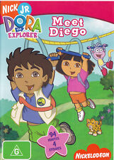 DORA the EXPLORER Meet Diego DVD R4 / PAL