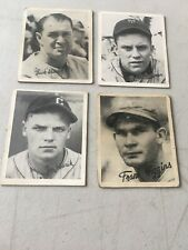 1936 goudey Lot Of 4 Cards