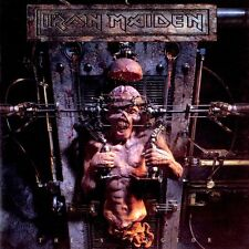 IRON MAIDEN - THE X FACTOR - CD SIGILLATO 1995