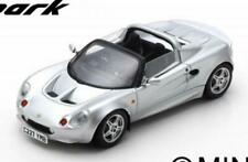 Lotus Elise S1 1996 Silver 1:43 SPARK MODEL S4903