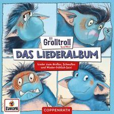Der Grolltroll - Das Liederalbum, 1 Audio-CD CD Jeremias Radny