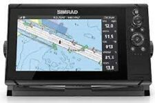 Simrad Cruise 7 US Coastal w/ 7 Inch Screen & 83/200 Transom Mount 000-14996-001