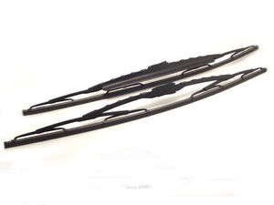 PAIR OF GENUINE PORSCHE FRONT 996 997 BOXSTER CAYMAN WIPER BLADES
