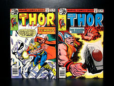 COMICS: Marvel: Thor #281-282 (1979), 1st Time-Keepers app - RARE