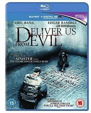 Deliver US From Evil Blu-ray 2014 - DVD 3yvg