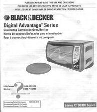 black & decker ct06300 manual