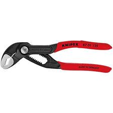 Knipex Cobra 125mm Multigrips or Waterpump Pliers 87 01 125