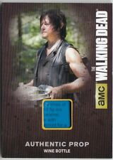 THE WALKING DEAD SEASON 4 PT.1 - M03 WINE BOTTLE PROP CARD VARIANT