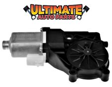 Rear Power Window Motor Drivers Left for 12-15 Chevy Cruze