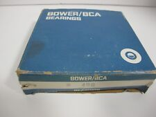 Bower  BCA 496 Tapered Roller Bearing Cone Federal Mogul