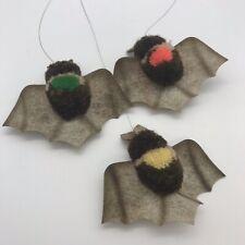 Rarität: Steiff Mobile Woll-Fledermaus, Fledermäuse, Woolen Bat, sehr selten