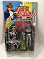 McFarlane Toys Moon Mission Dr. Evil Austin Powers Action Factory Sealed New