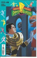 BOOM! Studios MIGHTY MMORPHIN POWER RANGERS #28 first printing sub variant