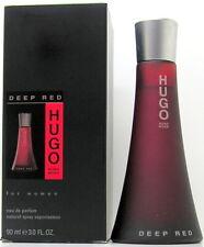 HUGO BOSS Deep Red Woman EDP / Eau de Parfum Spray 90 ml