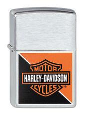 2001949 Zippo Feuerzeug Harley Davidson mit persönlicher Gravur