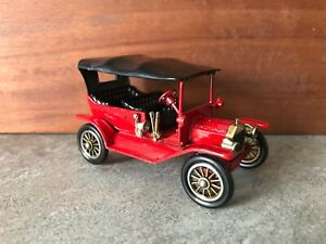 MATCHBOX LESNEY YESTERYEAR Y1-2 FORD MODEL T ISSUE 1* RARE *TWIN HANDBRAKE*
