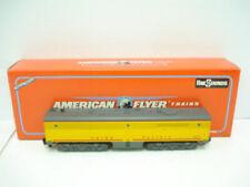 American Flyer 6-48119 S Scale Union Pacific 'B' Unit Non-Powered Diesel w/Rails