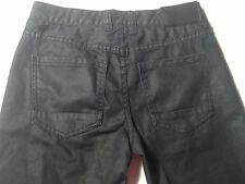 EUC - AS NEW- RRP $249- Womens 'French Connection Slim Fit'  Black Jeans Size 10