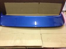 MAZDA 323F ESTATE  2003 SPOILER   BLUE
