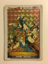 Dragon Ball Z PP Card Prism 1034