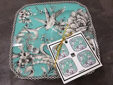 222 Fifth Adelaide appetizer plates set of 12