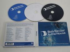 BOB SINCLAR/IN THE HOUSE(ITH RECORDS ITH15CD) 3XCD ALBUM