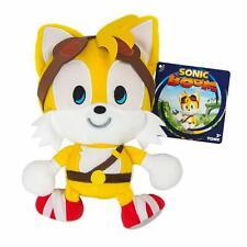 Sonic Boom Emoji Plush, Happy Tails