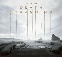 Art of Death Stranding, Hardcover by Titan Books (COR), Brand New, Free shipp...