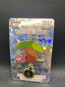 Disney Parks LE 2000 Main Street Electrical Parade Alice in Wonderland Pin