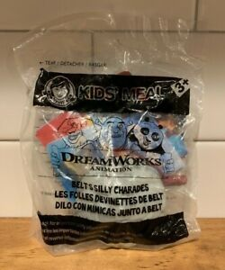 Wendy's Dreamworks The Croods Kids Meal Toy NEW