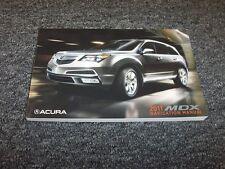 2007 acura mdx owners manual ebay rh ebay ca 2013 Acura MDX 2013 Acura MDX
