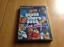 Sony PlayStation 2 Grand Theft Auto: Vice City Complete