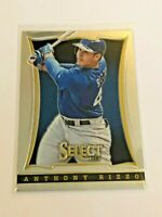 2013 Panini Select Baseball Base Card - Anthony Rizzo - Chicago Cubs