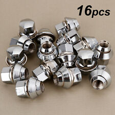 16X Alloy Wheel Nuts Lugs Floating Washers For Ford Focus Fiesta C-Max Fusion