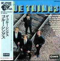 BLUE THINGS-THE BLUE THINGS-JAPAN MINI LP CD BONUS TRACK C94