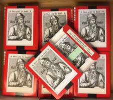 Gutenberg EXLIBRIS 12 Schachteln 50 Exlibris - neu 12 Boxes Universal BOOKPLATES